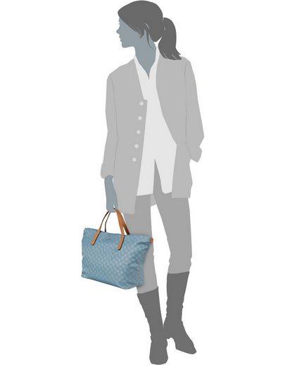 Joop Handtasche Helena Nylon Cornflower Handbag Small Günstig Kaufen Besten Verkauf LPbj1gmk