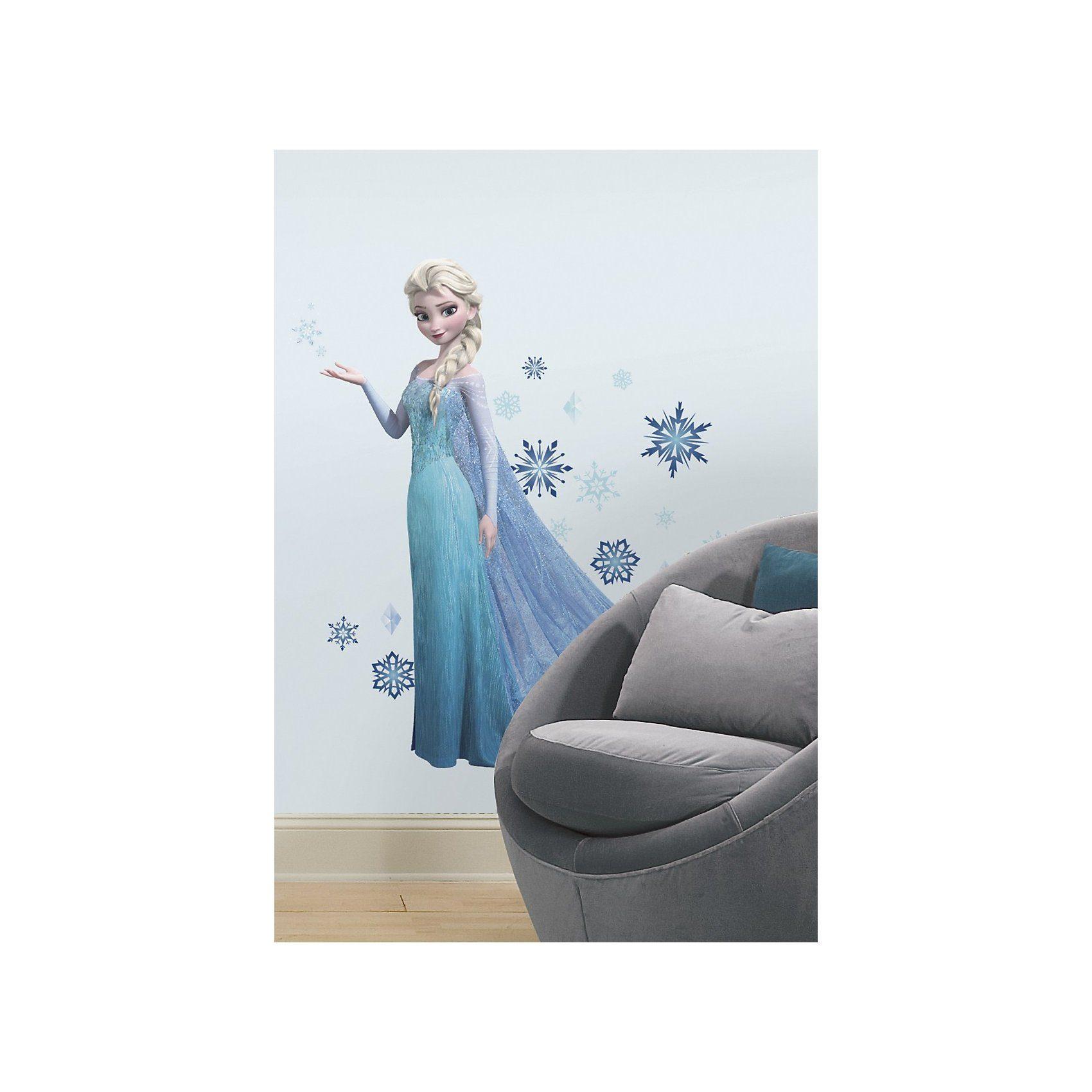 RoomMates Wandsticker Die Eiskönigin, Elsa, 36-tlg.