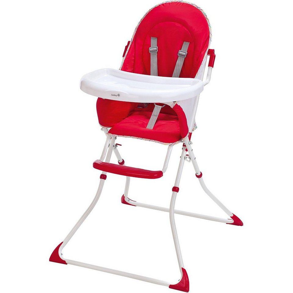 safety 1st hochstuhl kanji red dot online kaufen otto. Black Bedroom Furniture Sets. Home Design Ideas