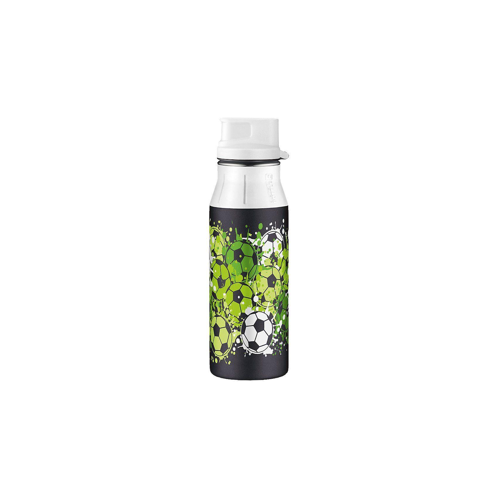 Alfi Trinkflasche elementBottle Soccer Green, 600 ml