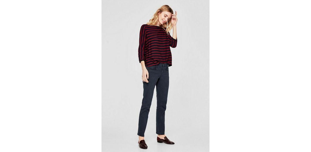 s.Oliver RED LABEL Shape Slim: Coloured Jeans Billig Rabatt Verkauf GEAmdO43Na