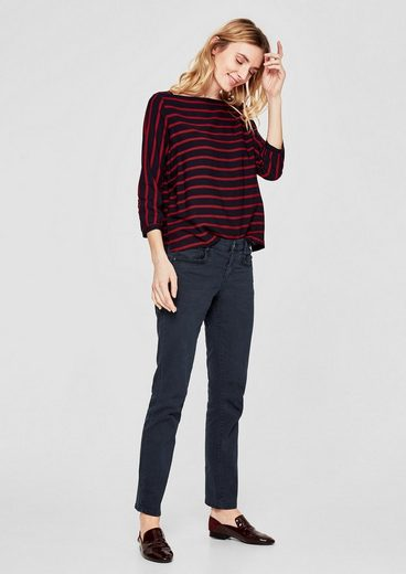 s.Oliver RED LABEL Shape Slim: Coloured Jeans
