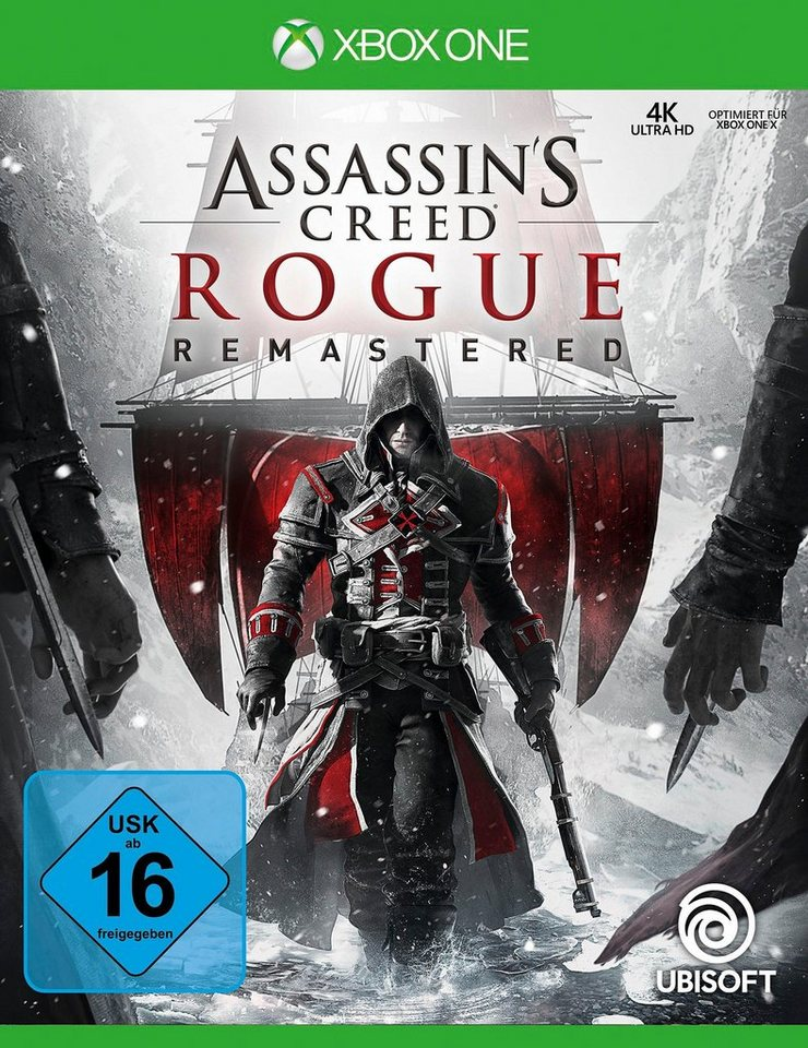 Assassin´s Creed Rogue Remastered Xbox One