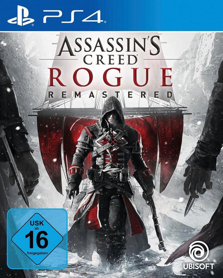 Assassin´s Creed Rogue Remastered PlayStation 4