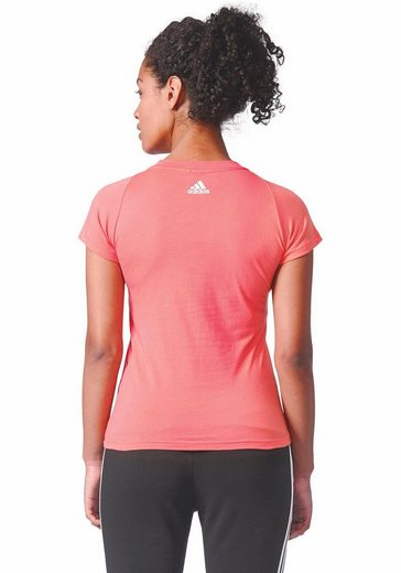 adidas Performance T-Shirt ESSENTIALS LINE SLIM TEE