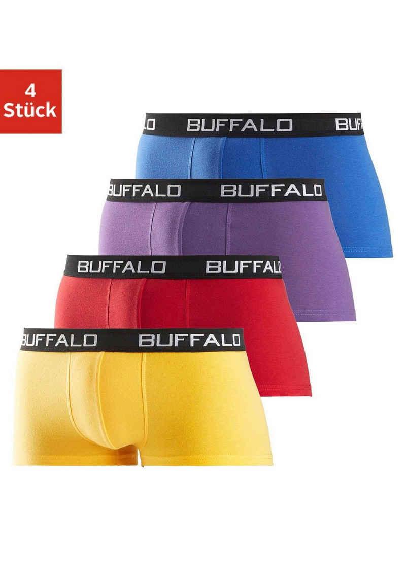 Buffalo Hipster (4 Stück) mit Kontrastbund