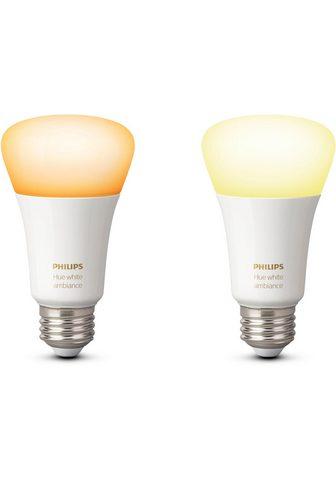 PHILIPS HUE »White Ambiance« LED lemputės E27 Neut...
