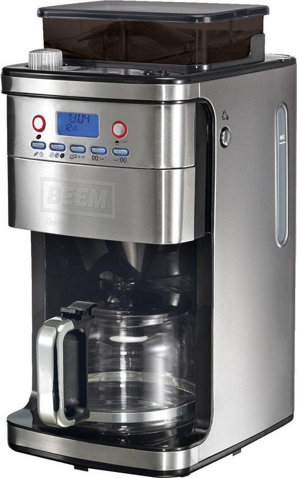 beem kaffeemaschine mit mahlwerk fresh aroma perfect superior permanentfilter online kaufen otto