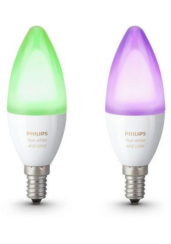 PHILIPS HUE »White and Color Ambiance« LED lemputė...