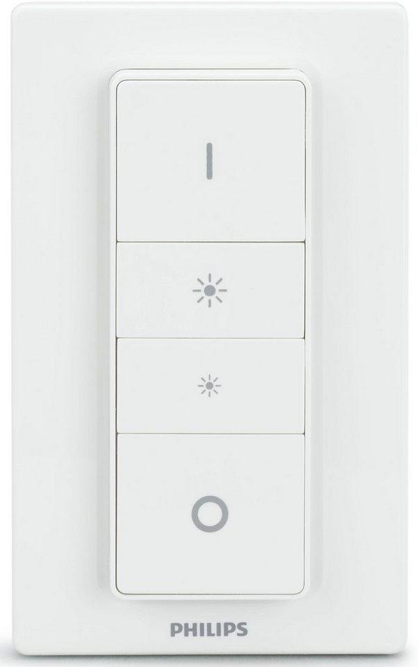 philips hue dimmschalter komf dimmen o installation smartes led lichtsystem app steuerung. Black Bedroom Furniture Sets. Home Design Ideas