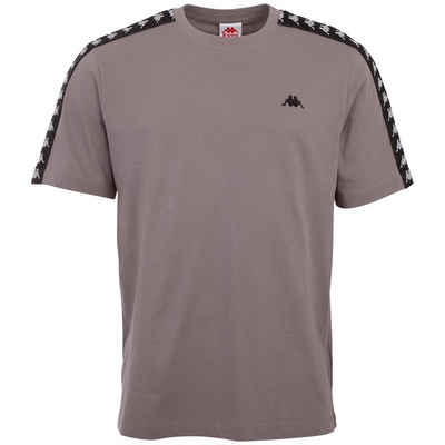 Kappa T-Shirt »JANNO« - mit Jacquard Logoband