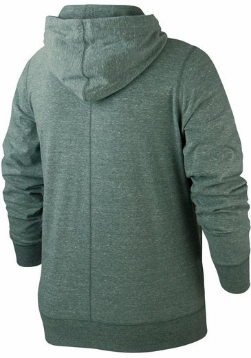 Nike Sportswear Kapuzensweatshirt GYM VNTG HOODIE HBR EXT PLUS SIZE