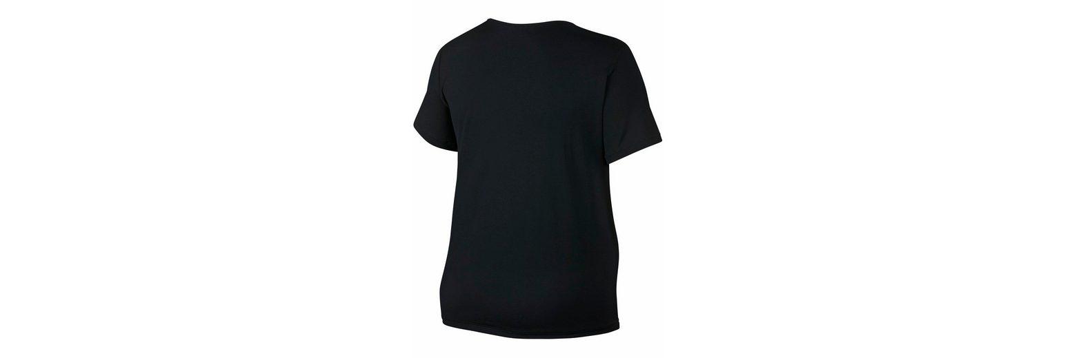 Nike Funktionsshirt W NP TOP SS ALL OVER MESH EXT PLUS SIZE Visa-Zahlung Zum Verkauf Verkauf Erstaunlicher Preis Günstiger Preis Niedrig Versandgebühr tiM5YifX8w