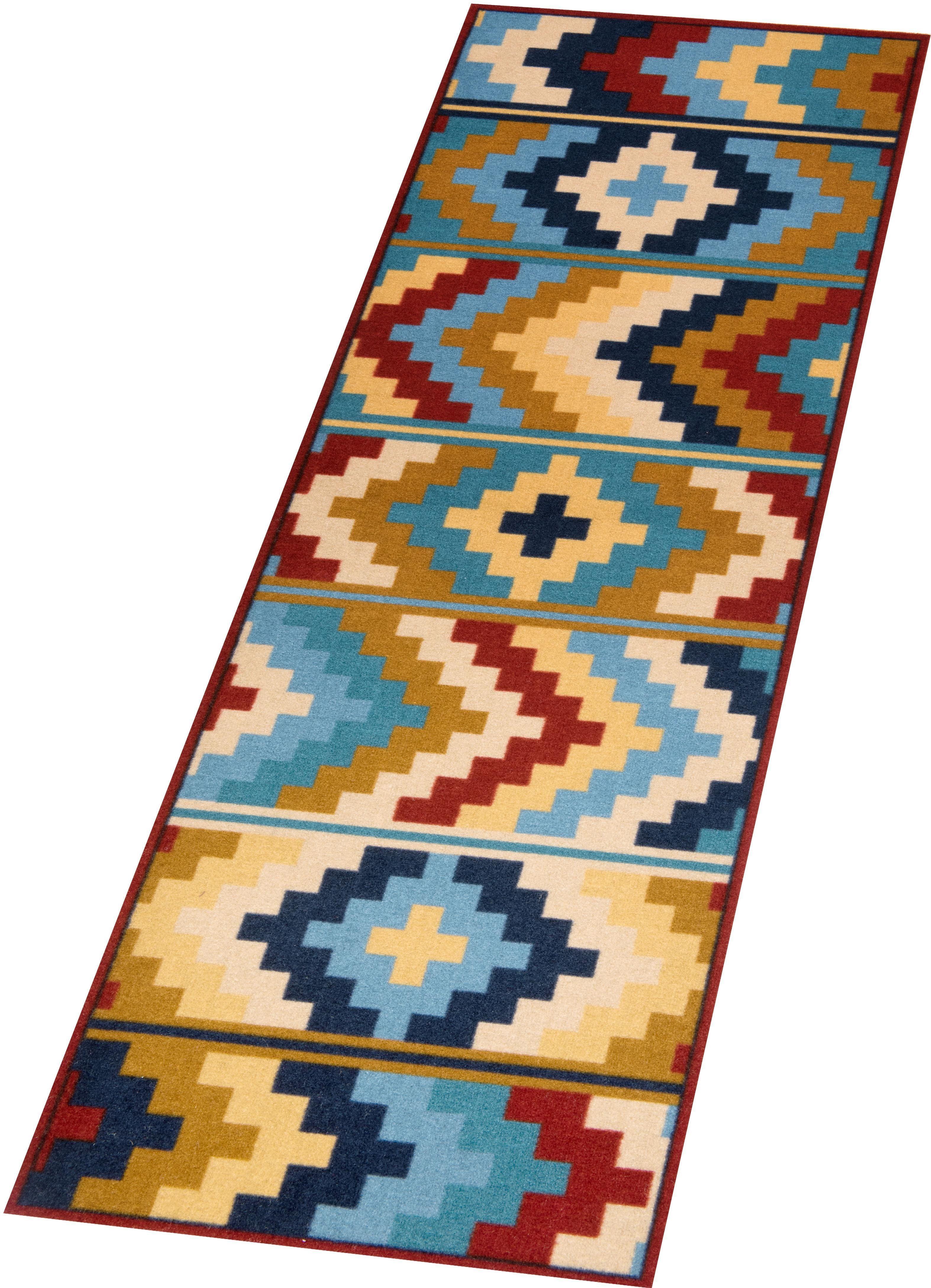 Läufer »Malou«, freundin Home Collection, rechteckig, Höhe 5 mm