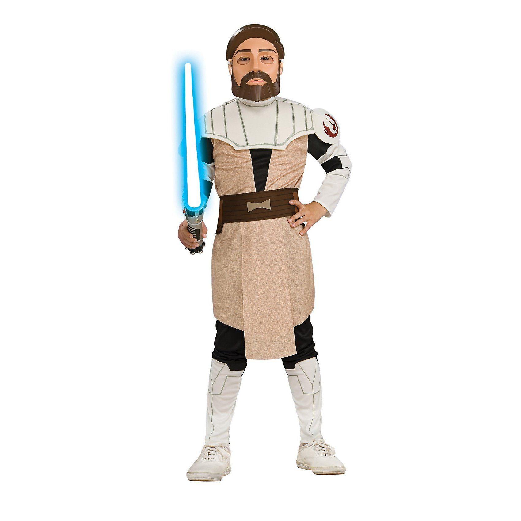 Rubie´s Kostüm Clone Wars - Obi-Wan Kenobi