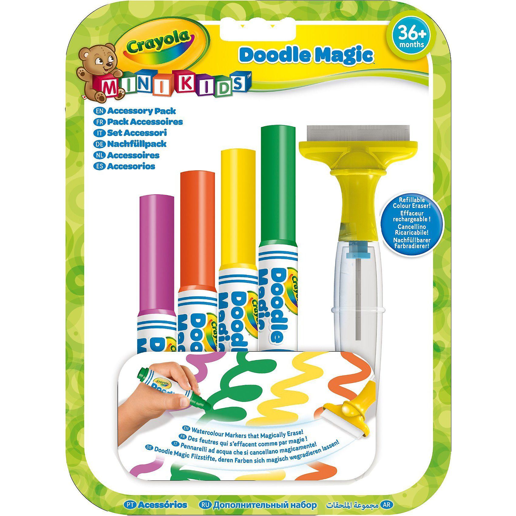 Crayola® Doodle Magic Nachfüllpack