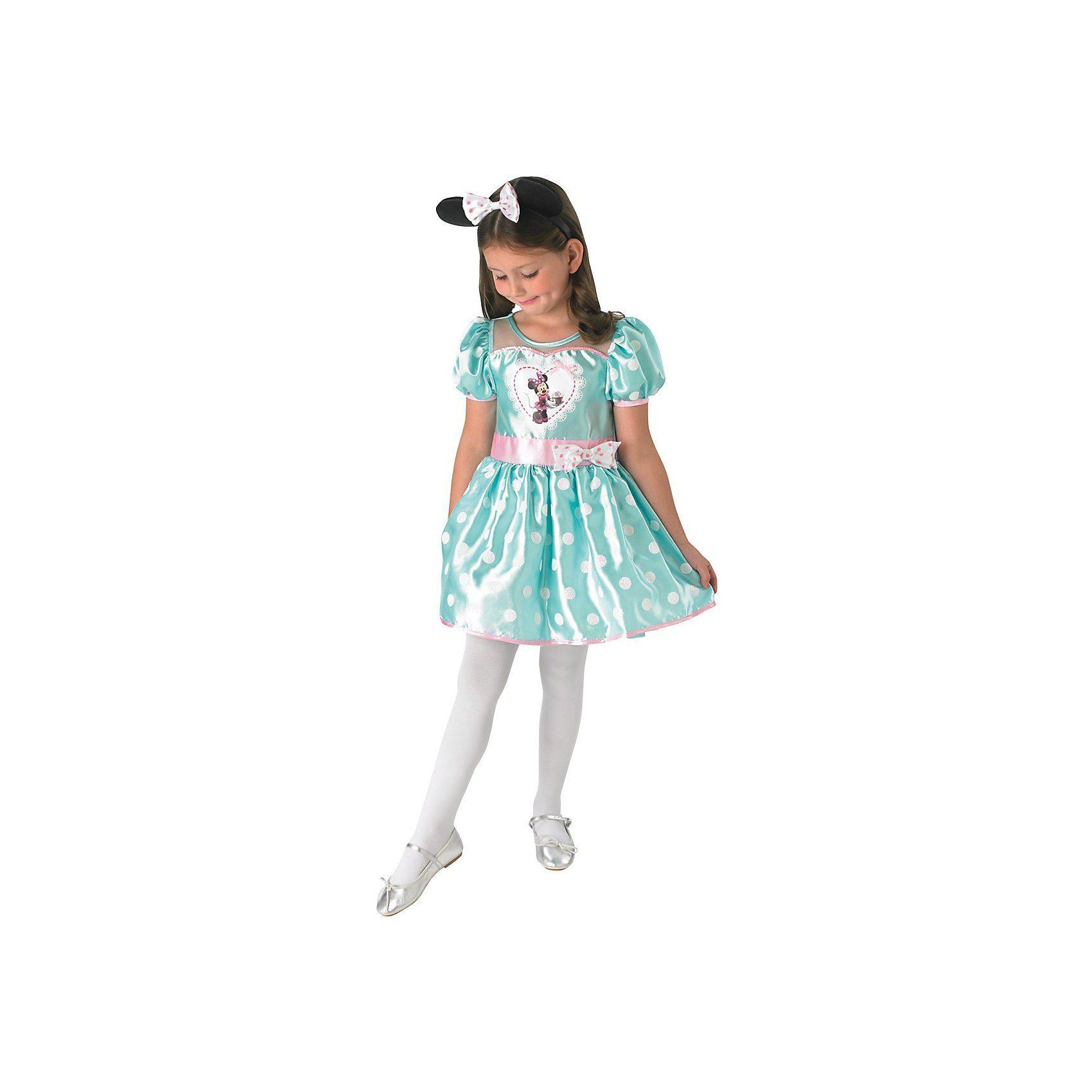 Rubie´s Kostüm Minnie Mouse Mint Cupcake