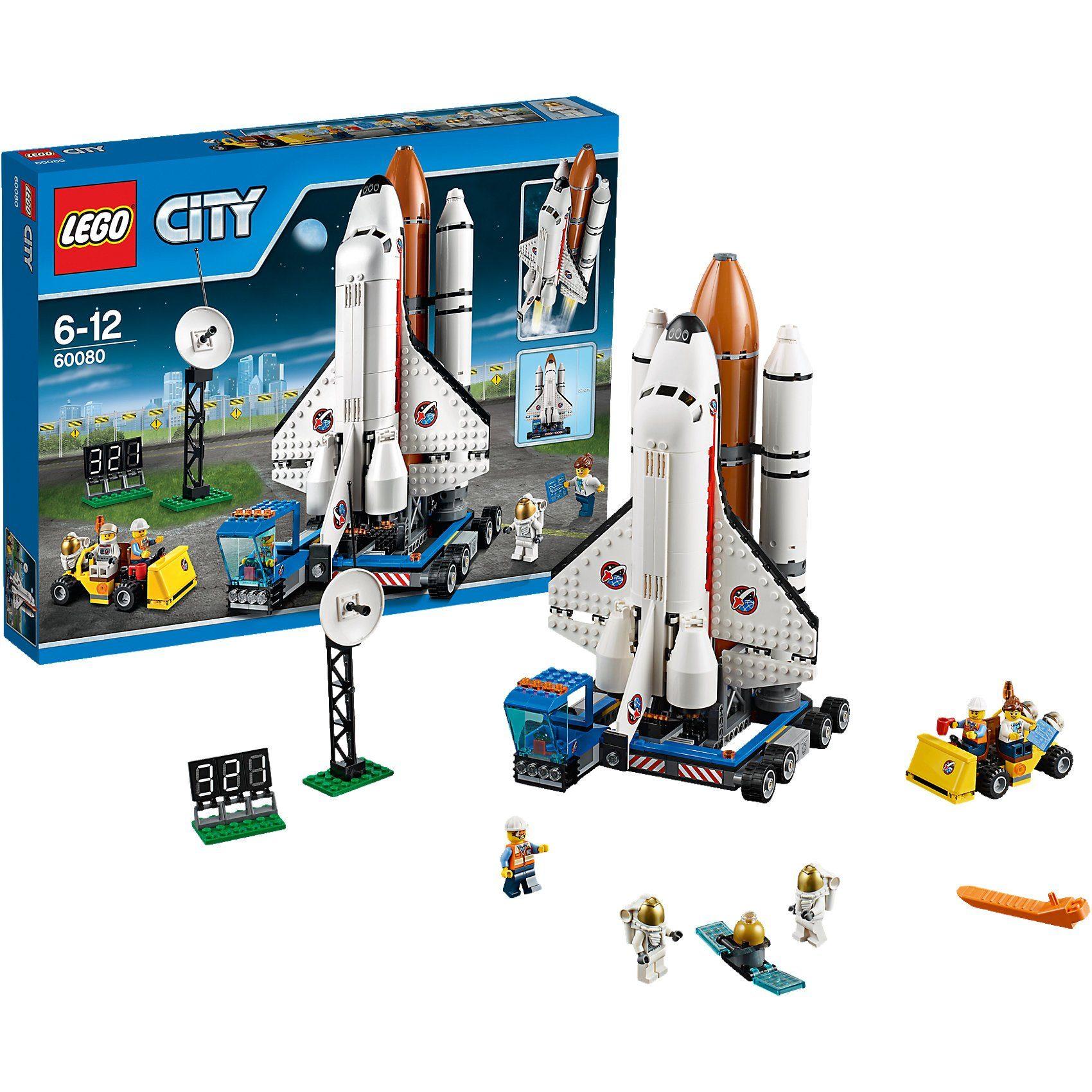 Lego® 60080 City: Raketenstation
