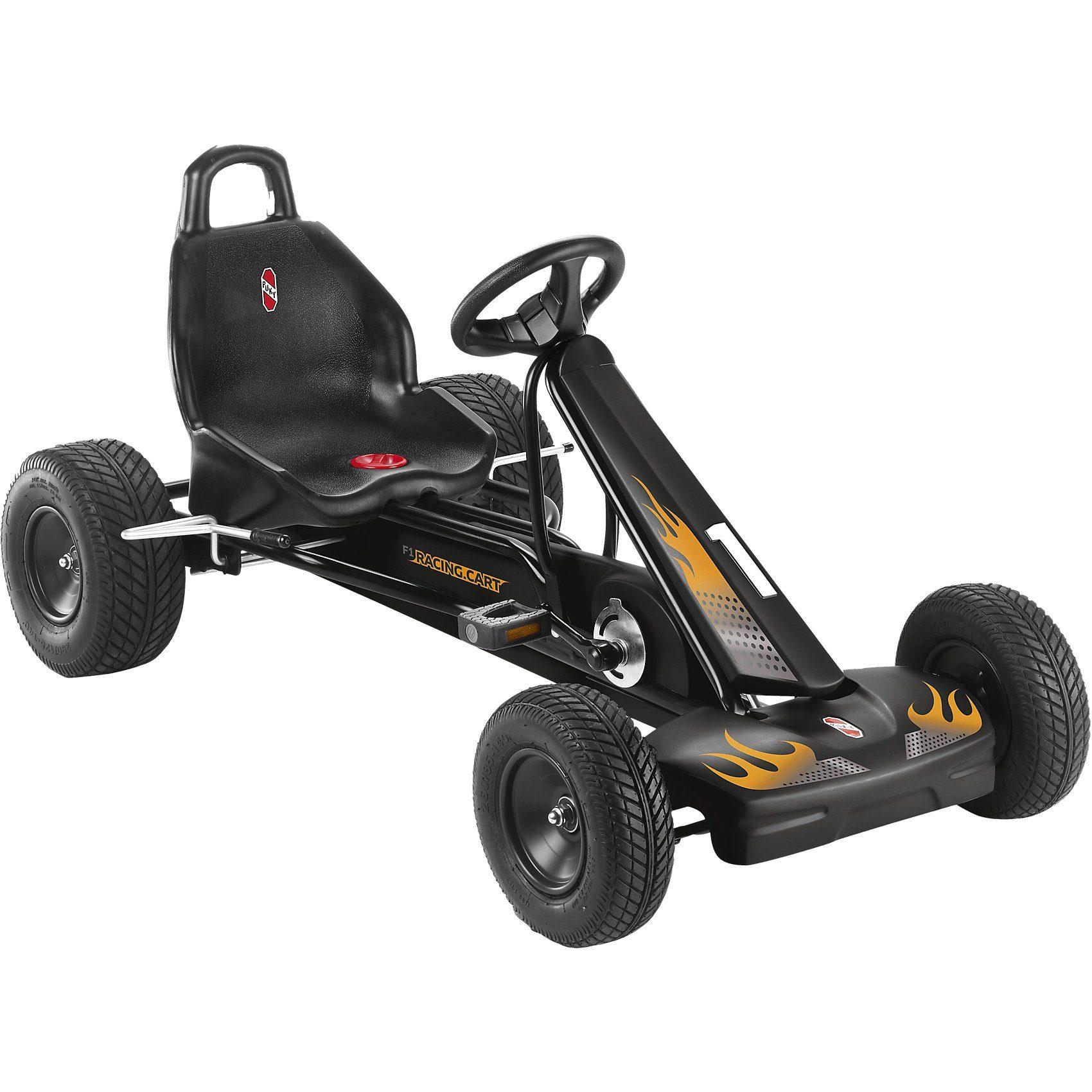 Puky 3840 Go-Cart F 1L schwarz/rot