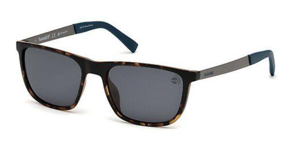 Timberland Herren Sonnenbrille » TB9131«, braun, 52D - braun/grau