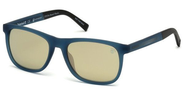 Timberland Herren Sonnenbrille » TB9129«, blau, 91R - blau/grün