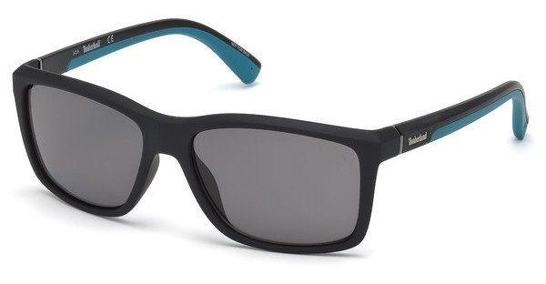 Timberland Herren Sonnenbrille » TB9155«, blau, 91D - blau/grau