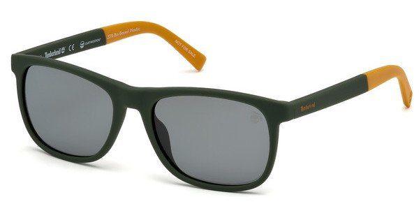 Timberland Herren Sonnenbrille » TB9129«, grün, 97D - grün/grau