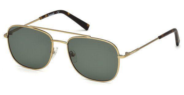 Timberland Herren Sonnenbrille » TB9122«, schwarz, 02R - schwarz/grün