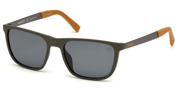Timberland Herren Sonnenbrille » TB9131«, schwarz, 05D - schwarz/grau