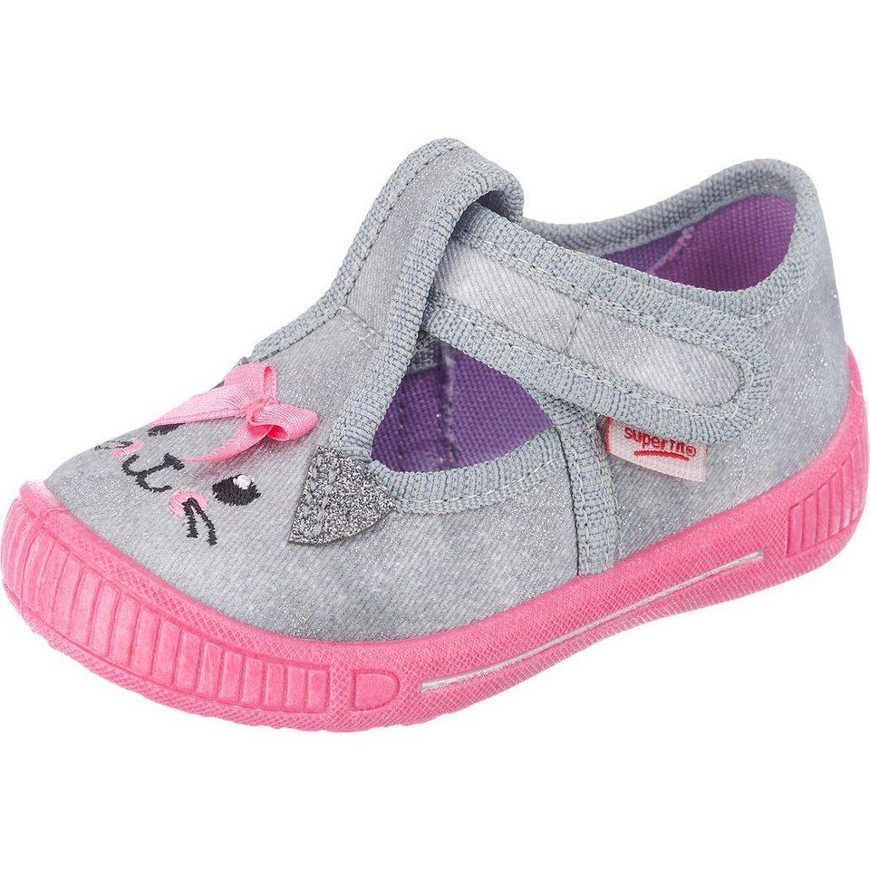 best service b8554 26267 Superfit Baby Hausschuhe BULLY für Mädchen, Weite M3, Maus online kaufen |  OTTO