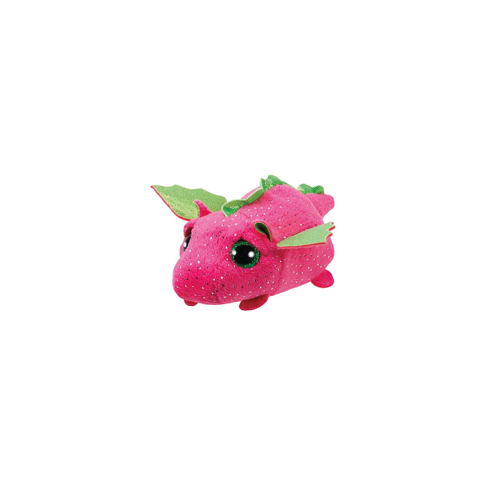 Ty® Beanie Boo Darby, Drache pink 10cm FIX6