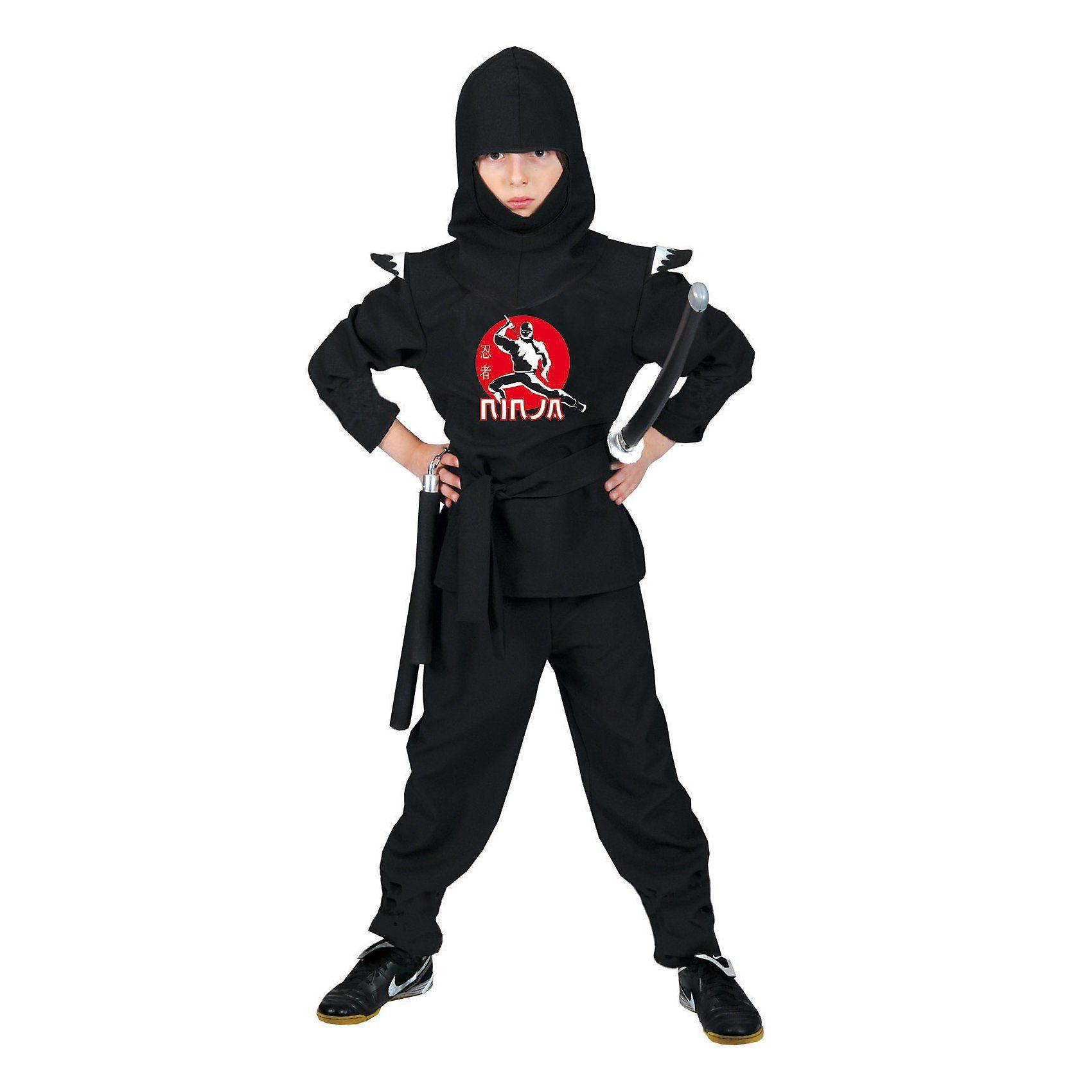 Funny Fashion Kostüm Ninja