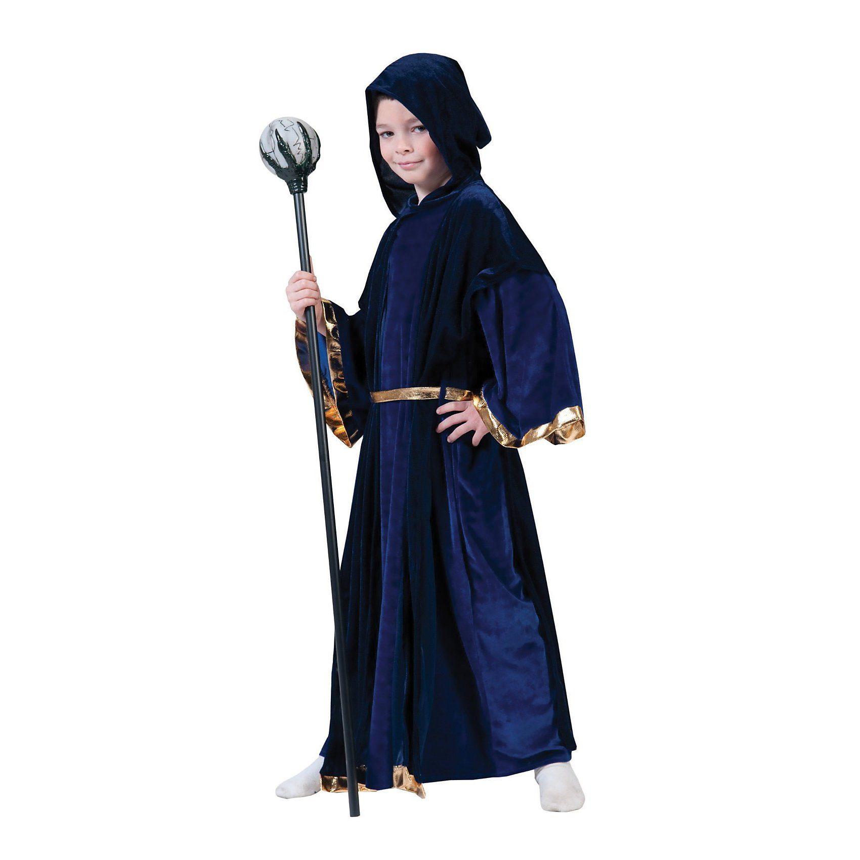 Funny Fashion Kostüm Zauberer