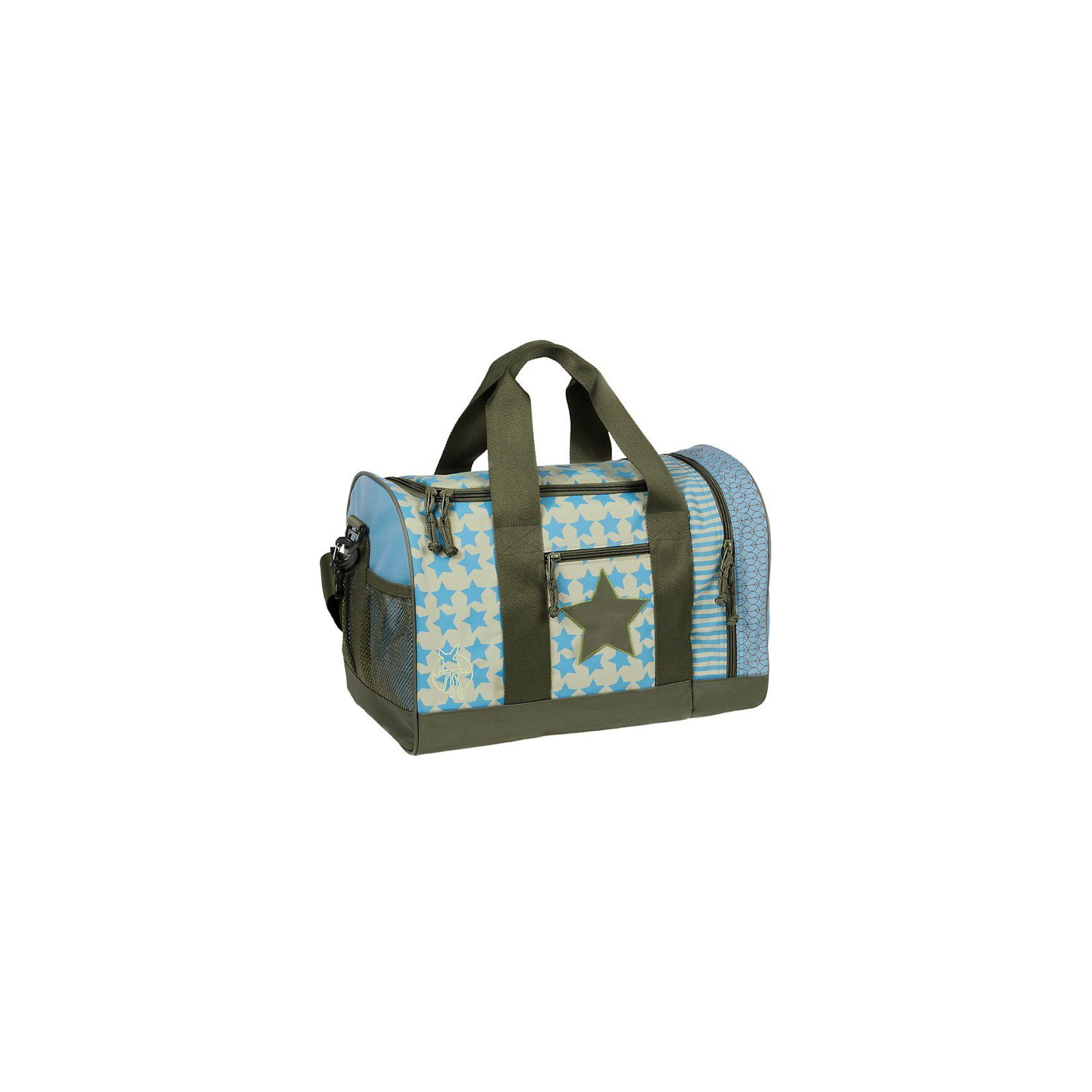 Lässig Kinder Sporttasche 4kids, Starlight oliv