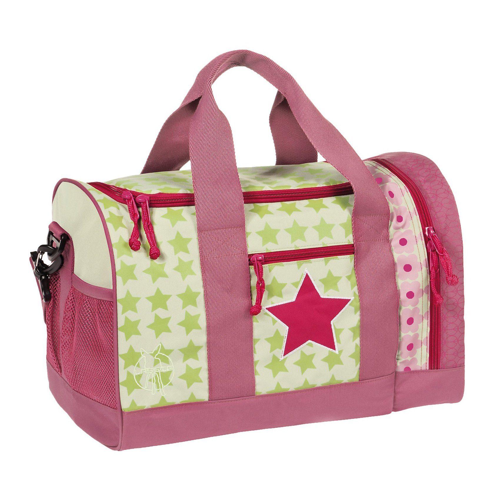 Lässig Kinder Sporttasche 4kids, Starlight magenta