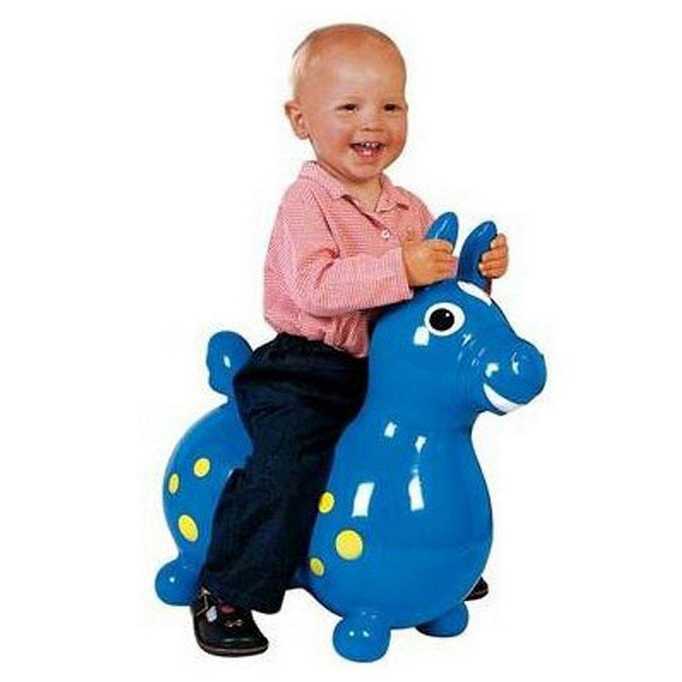 Hüpfpferd Rody, blau online kaufen | OTTO