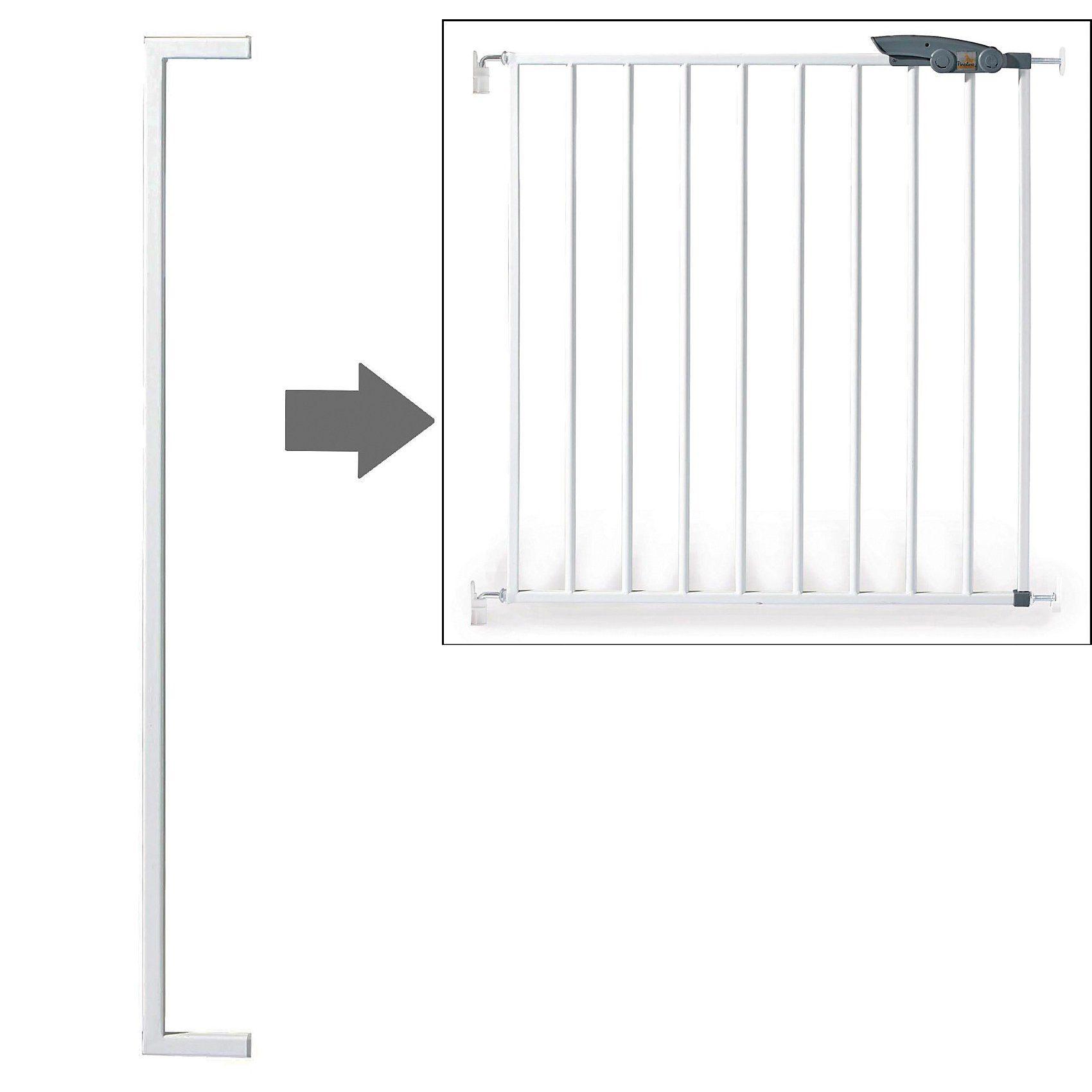 Pinolino® Verlängerung für Baby Lock Classic, weiß, 7 cm