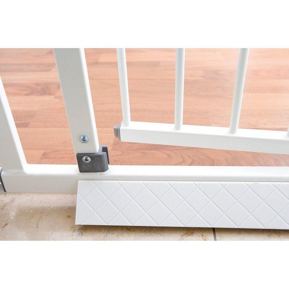 Geuther Bodenplatte für Schutzgitter Easy Lock, weiß online kaufen ...