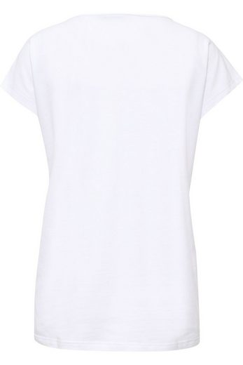 T-shirt Flare Finlandais À Manches Courtes