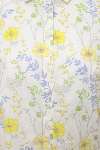 Finn Flare Bluse mit sommerlichem Blumenmuster