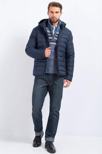 Finn Flare Daunenjacke mit Steppdesign