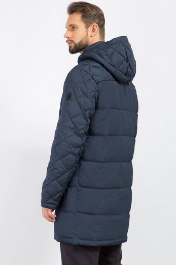 Finn Flare Downy Coat With Hood