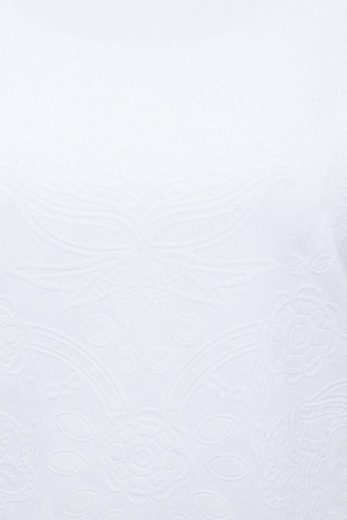 Finn Flare T-Shirt mit dezentem Muster