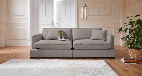 Guido Maria Kretschmer Home&Living 3-Sitzer »Annera«, besonders weicher und kuschiliger Sitzkomfort, mit extra tiefen Sitzflächen