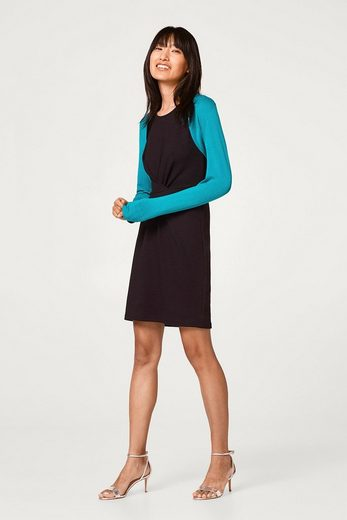 ESPRIT COLLECTION Softer Feinstrick-Bolero mit Stretch