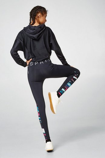 ESPRIT Active Pants mit Multicolour-Details, E-DRY