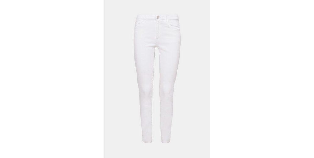 EDC BY ESPRIT Verkürzte Jeans aus Stretch-Denim Günstig Kaufen Modisch HjLClVwlyx