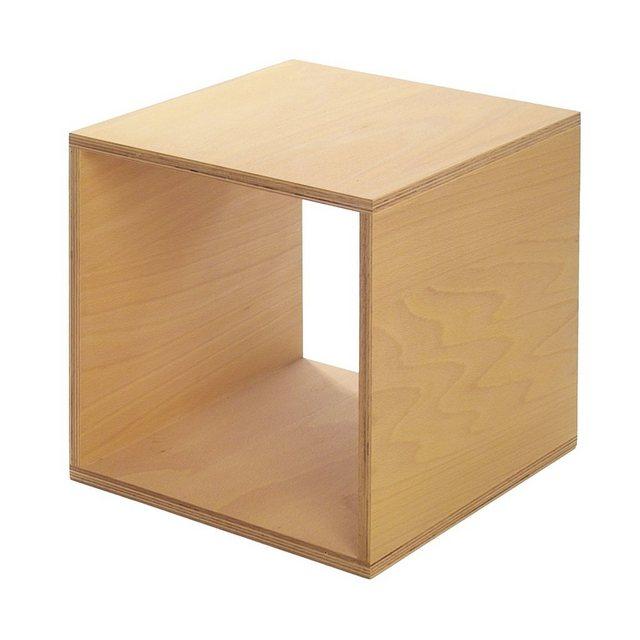 Tojo Nachttisch »Tojo-cube« | Schlafzimmer > Nachttische | Tojo