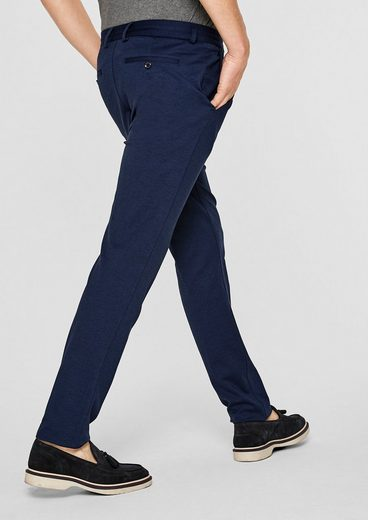 s.Oliver BLACK LABEL Jogg Suit Slim: Stretchhose