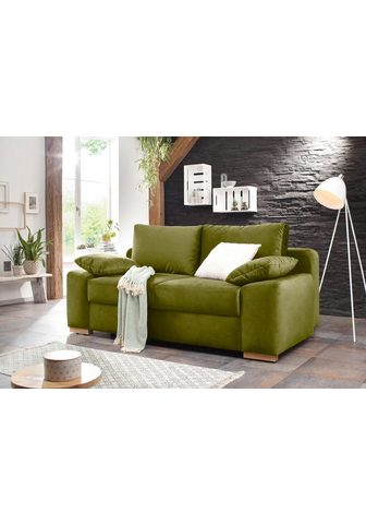 HOME AFFAIRE Sofa su miegojimo mechanizmu »Campine ...